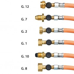 high pressure hoses with hose rupture protection