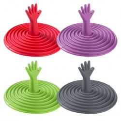 sink stoppers, assorted colours