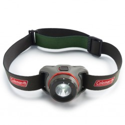 LED headlamp 250L, switched on