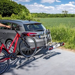 trailer tamp for bike carrier Jake