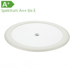 LED Light Panel Touch Switch white