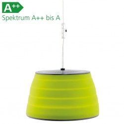 Folding Lamp Sargas Lux Lime