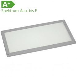 LED surface panel,  silver