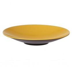 Pasta Plate Yellow