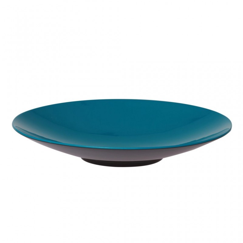 Pasta Plate Turquoise