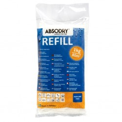 refill granules ABSODRY, 1000 g