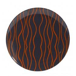 Dinner Plate Orange
