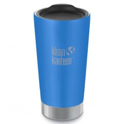 Klean Kanteen Tumbler, with vacuum isolation, pacific sky