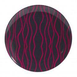 Dessert Plate Violet