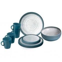 tableware set Tuscany