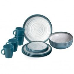 tableware set Tuscany