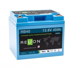 lithium battery RB 40