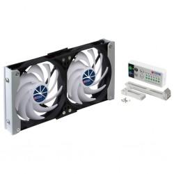 refrigerator double ventilation Titan SC19