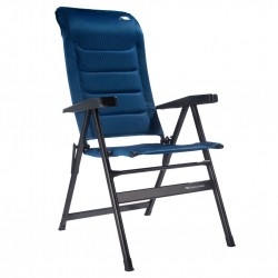 Camping Chair HighQ Basic Blueline