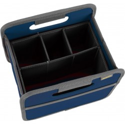 insert for folding boxes meori mini, 3+ 1 compartments