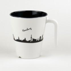 mug skyline Hamburg