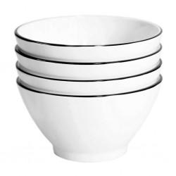 bowl set Linea, 4-pieces