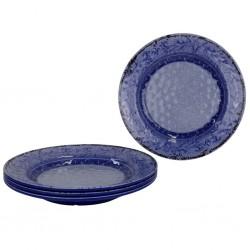 soup plate set Stone Line