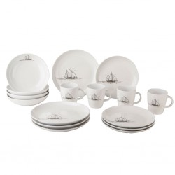 tableware set Sails