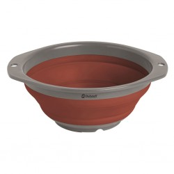 Folding Soup Bowl M Terracotta