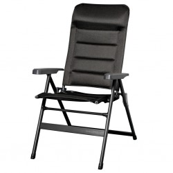 Camping Chair Aravel 3D Dark Grey