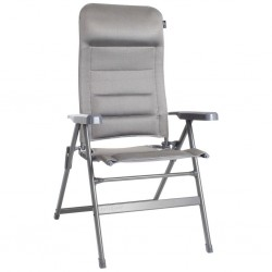 Camping Chair Aravel 3D Light Grey