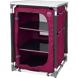 camping cabinet DEFA Single, pink
