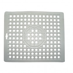 Rubber Flushing Mat