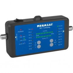sat measuring device Megasat HD1 Camping