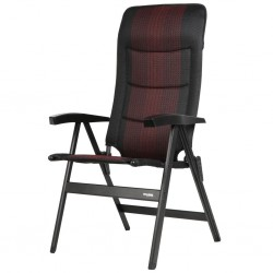Camping Chair Noblesse Deluxe Bordeaux