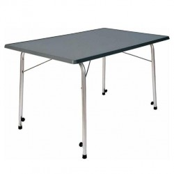 camping table Accordeon, anthracite