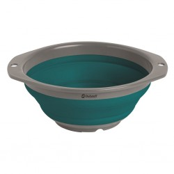 Folding Soup Bowl M Petrol