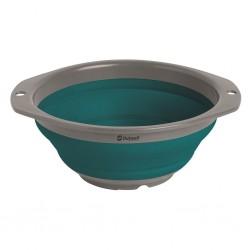 Folding Soup Bowl M Petrol