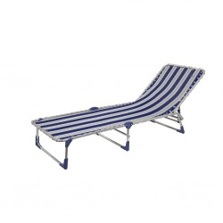 three-legged lounger blue-grey
