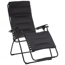 Lafuma Relaxing Chair Futura XL AC Steel Grey
