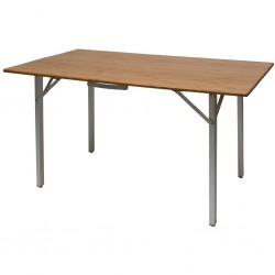 bamboo folding table
