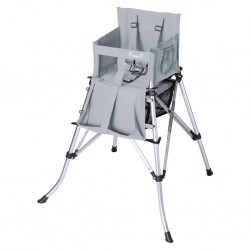 kids high chair Femstar One2Stay, silver