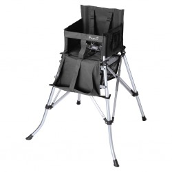 kids high chair Femstar One2Stay, black