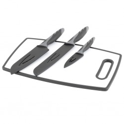 knife set incl. cutting board