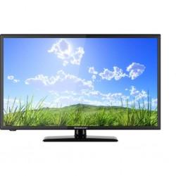 TFT LED flat screen TV DVD combination Megasat Royal Line II 32, 12 / 230 V