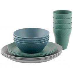 tableware set Lotus Bamboo