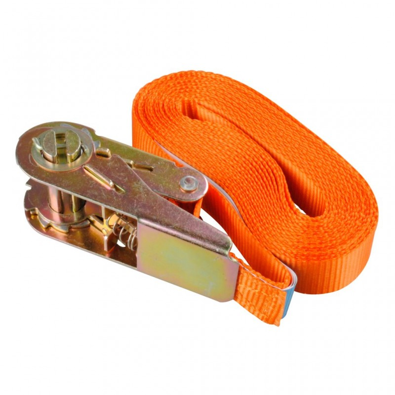Dual Lashing Strap with Ratchet