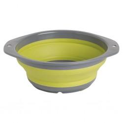 Collaps Folding Soup Bowl M Green