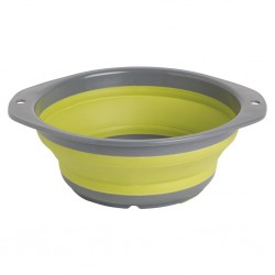 Collaps Folding Soup Bowl M Green