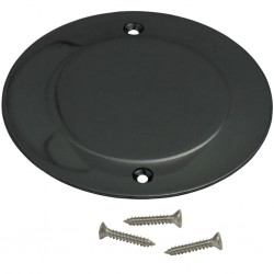 burner lid, enamelled, 3 pieces incl. screws for Dometic hob