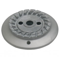 burner upper components, 2 pieces incl. screws for Dometic hob