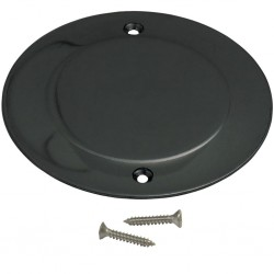 burner lid, enamelled, 2 pieces incl. screws for Dometic hob