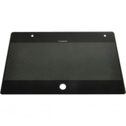glass lid for Dometic combination MO 9722, sink right, dimensions combination 76 x 32.5 cm