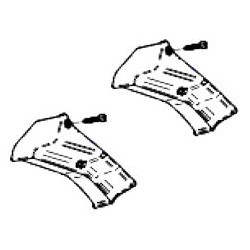 end caps for Thule Ducato Adapter V17