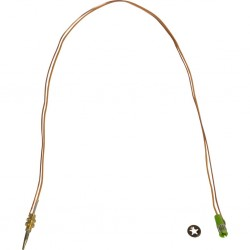 kit thermal element with round plug, length 25 cm for Dometic hob and combinations